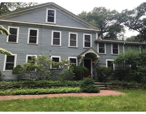 36 Church Street, Weston, MA